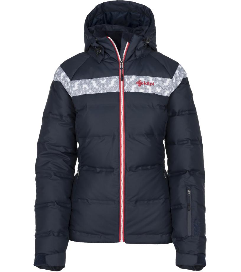 KILPI Dámská lyžařská bunda SYNTHIA-W JL0111KIDBL Tmavě modrá