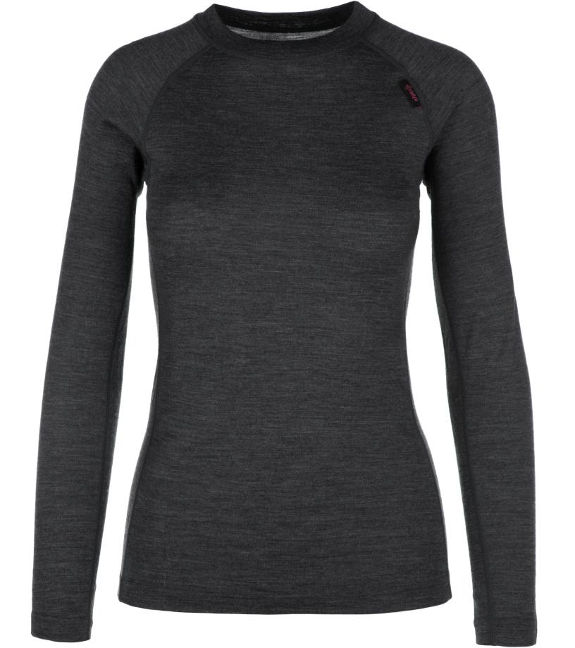 KILPI Dámské termo tričko PATTON-W JL0204KIDGY Tmavě šedá