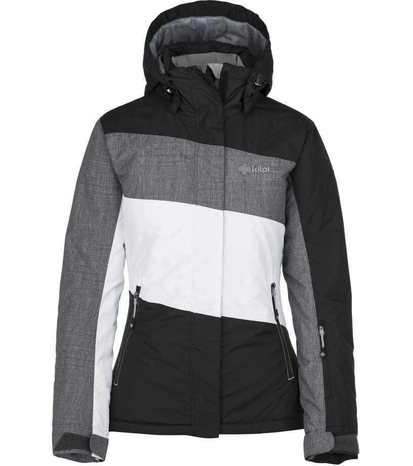KILPI Dámská lyžařská bunda KALLY-W JL0241KIBLK Černá