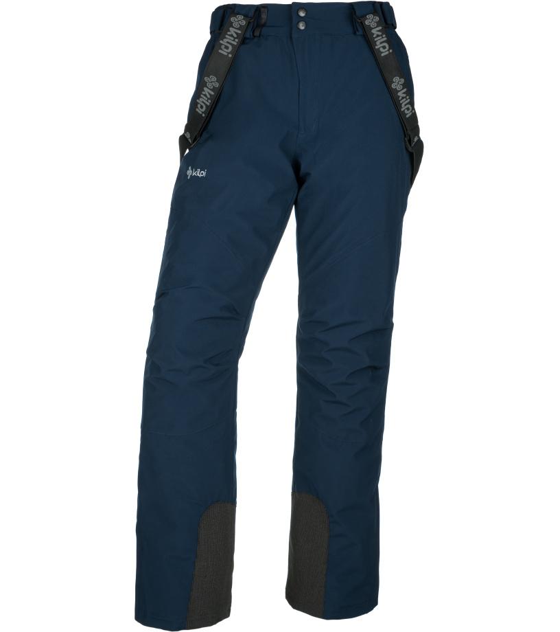 KILPI Pánské lyžařské kalhoty MIMAS-M JM0013KIDBL Tmavě modrá XL