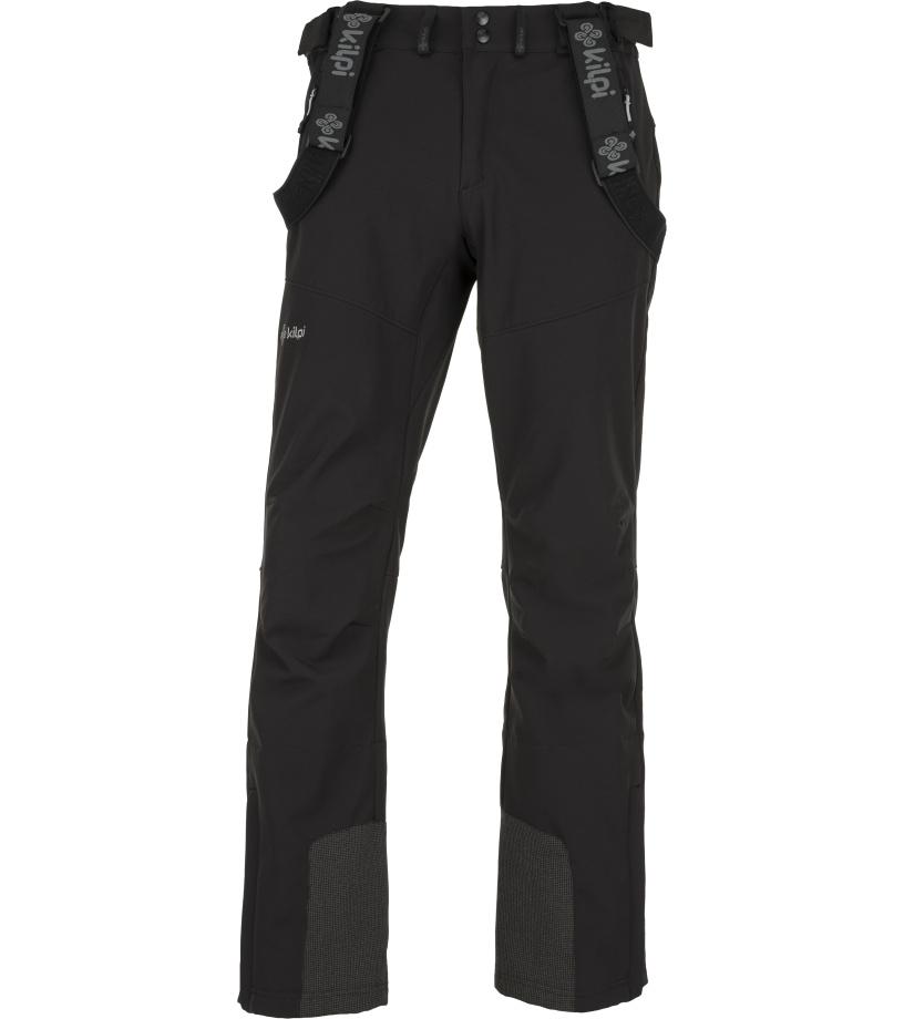 KILPI Pánské softshellové kalhoty RHEA-M JM0014KIBLK Černá L