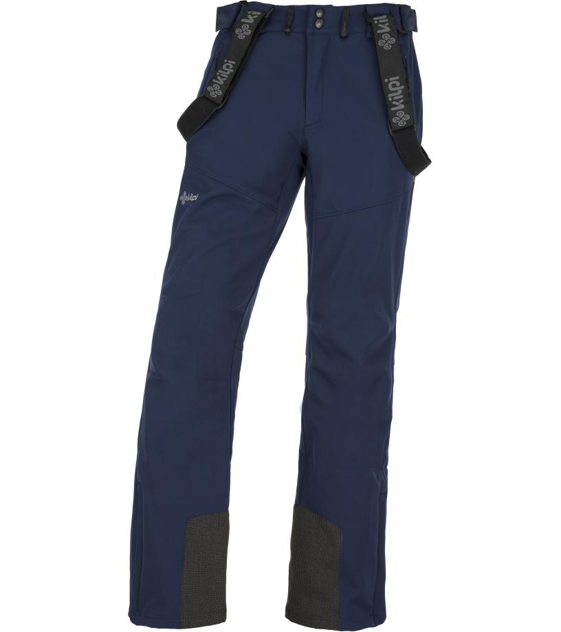 KILPI Pánské softshellové kalhoty RHEA-M JM0014KIDBL Tmavě modrá L