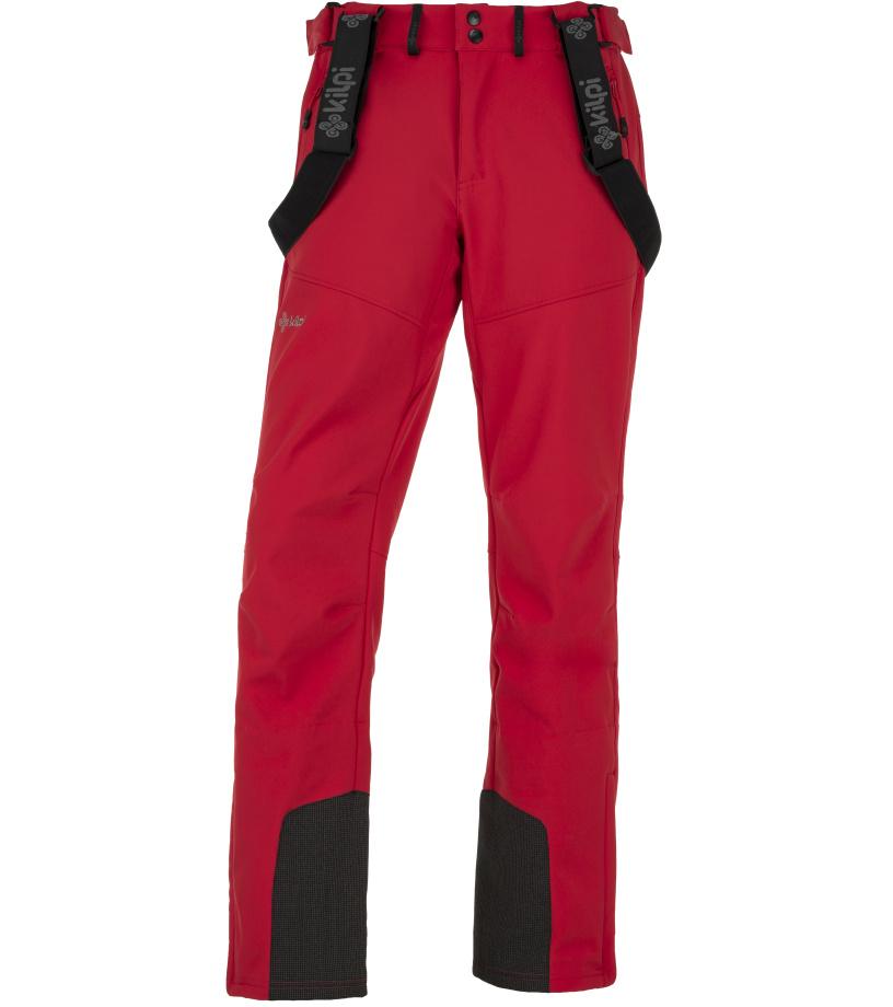 KILPI Pánské softshellové kalhoty RHEA-M JM0014KIRED Červená L