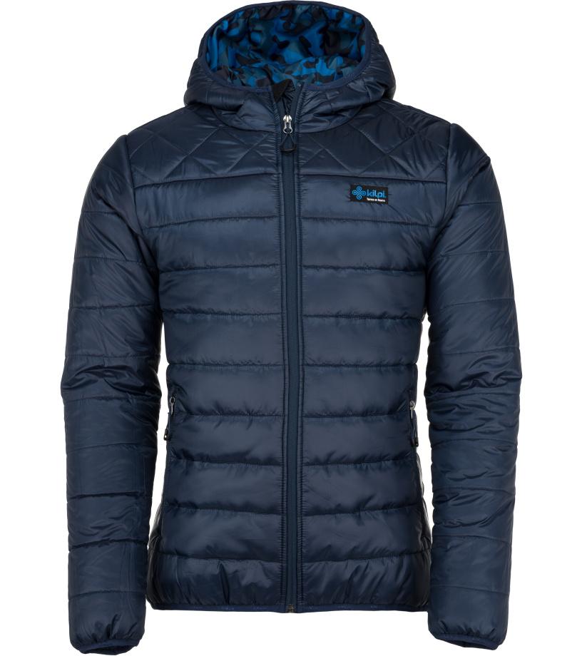 KILPI Pánská bunda FITZROY-M JM0051KIDBL Tmavě modrá