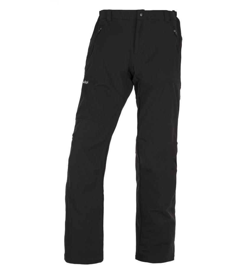 KILPI Pánské outdoor kalhoty LAGO-M JM0058KIBLK Černá XS