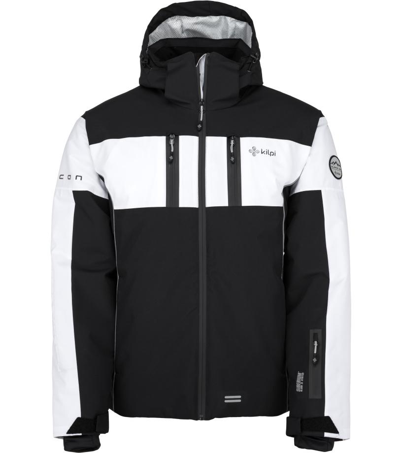 KILPI Pánská lyžařská bunda FALCON-M JM0146KIBLK Černá
