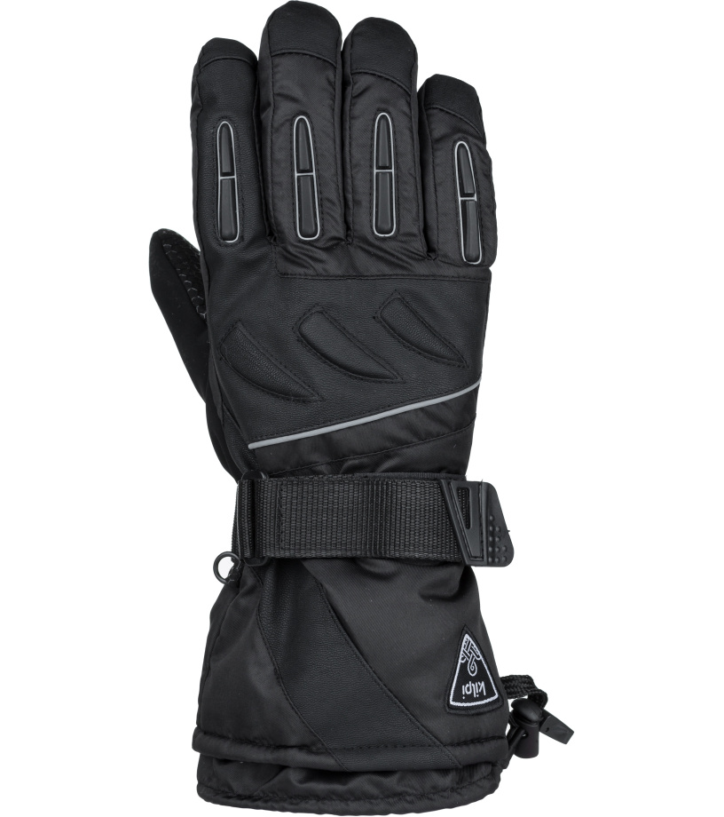 KILPI Pánské lyžařské rukavice CEDRO-M JM0401KIBLK Černá M b983fcf46e