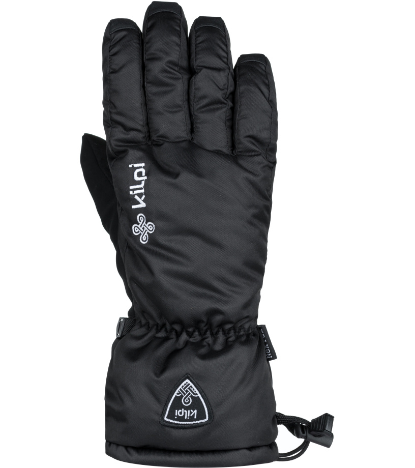 cf82efd2eff KILPI Unisex lyžařské rukavice MIKIS-U JU0161KIBLK Černá S