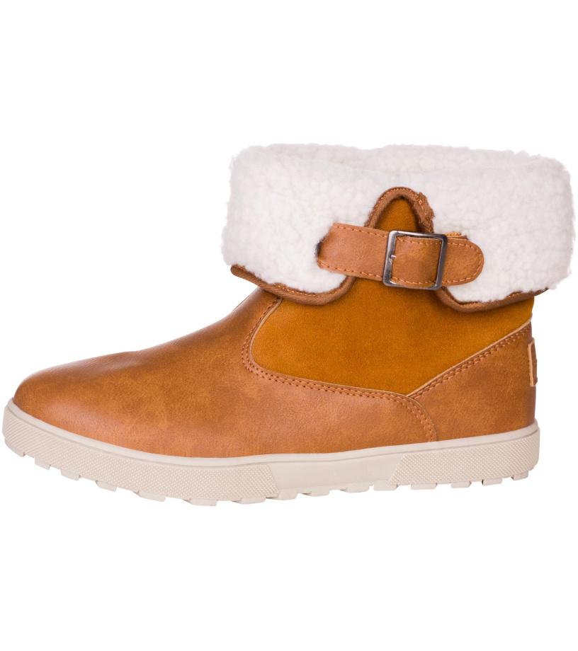 ALPINE PRO NALINA Dámská zimní obuv LBTM182250 Glazed ginger 40 bbae341a8a