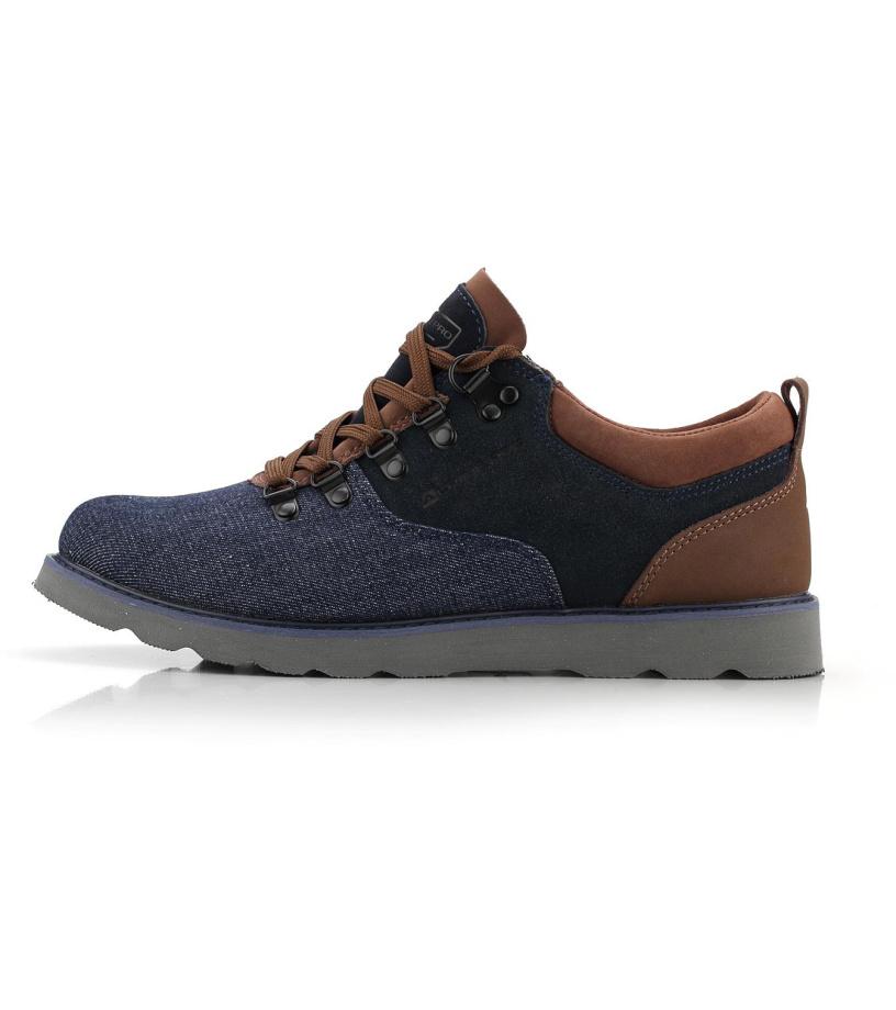 ALPINE PRO HAMAL Pánská městská obuv MBTM151602 mood indigo