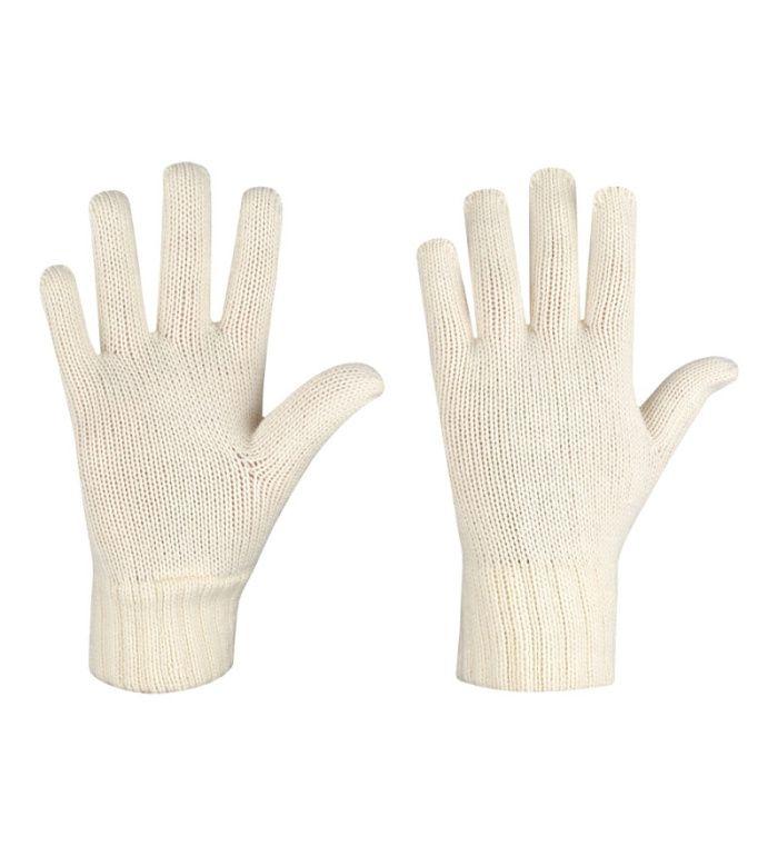 ALPINE PRO EVITA Dámské rukavice LGLB004002 krémová