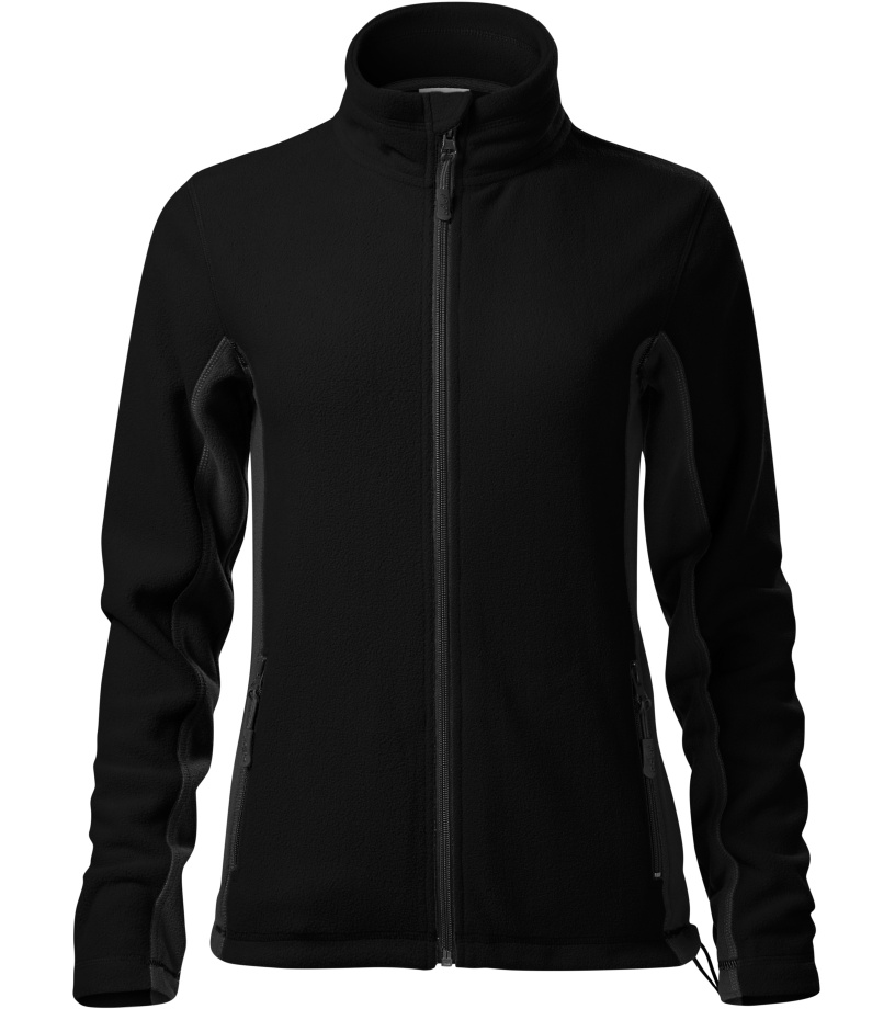 Malfini Frosty Dámská fleece bunda 52801 černá XXXL