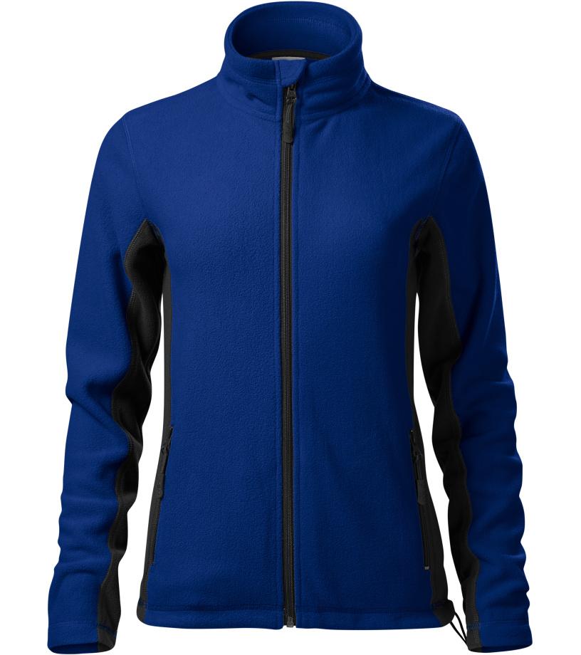 Malfini Frosty Dámská fleece bunda 52805 královská modrá XXXL