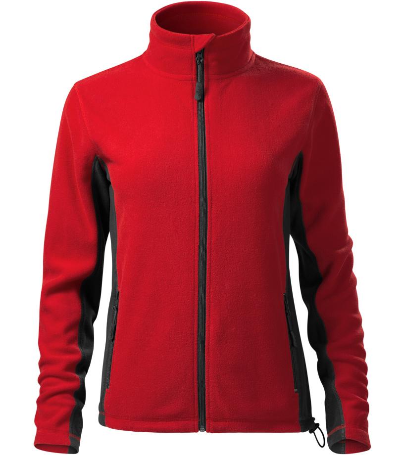 ADLER Frosty Dámská fleece bunda 52807 červená XXXL