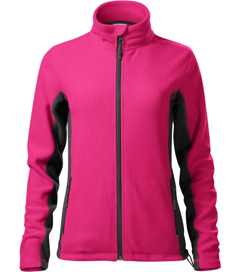 Malfini Frosty Dámská fleece bunda 52840 purpurová XXXL
