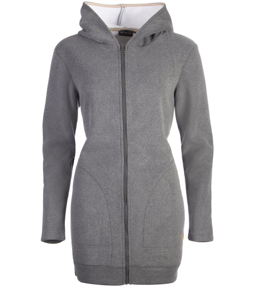 ALPINE PRO MIDIA Dámský kabát LCTM088779 tmavě šedá L 1950d9aa739