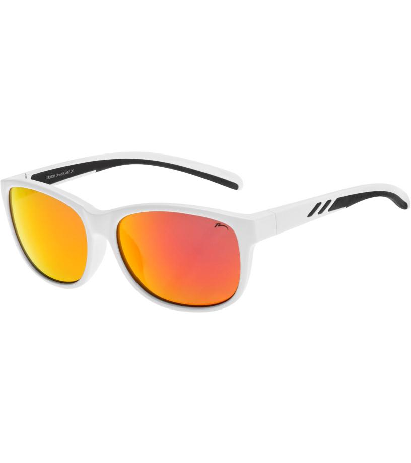 RELAX Dissei Dětské sluneční brýle R3080B bílá 20L