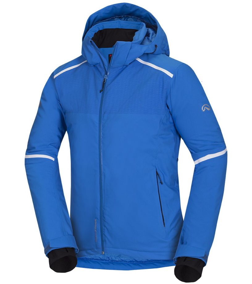 NORTHFINDER SAMUEL Pánská lyžařská bunda BU-3499SNW298 tmavě modrá XXXL 5e7188d67d