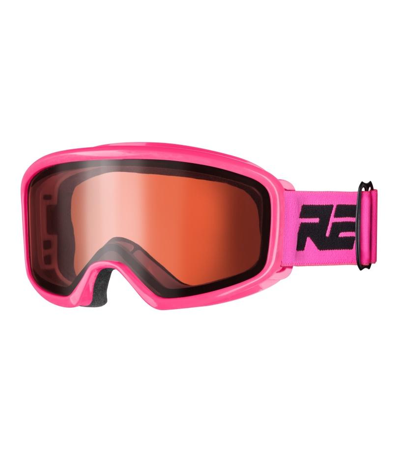 RELAX ARCH Dětské lyžařské brýle HTG54C růžová S
