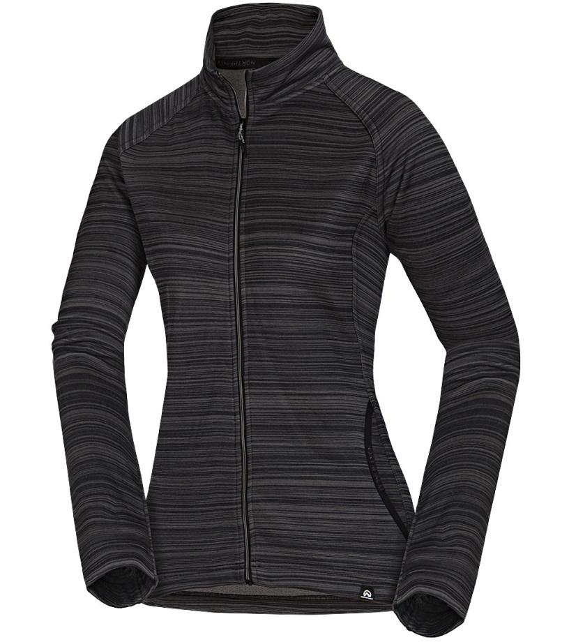 NORTHFINDER BRAELYNN Dámská fleece mikina MI-4494SP269 černá 54e5ce5b99