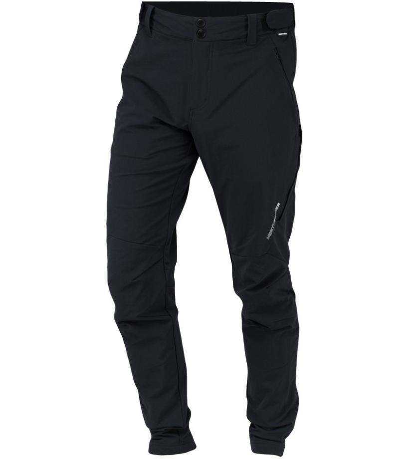 de60a9eac6ab NORTHFINDER CARL Pánské kalhoty NO-3447OR269 černá XL