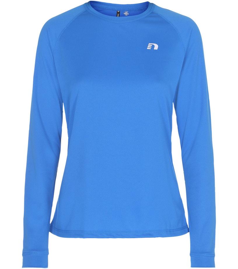 NEWLINE BASE Dámské běžecké tričko 13333-016 Modrá
