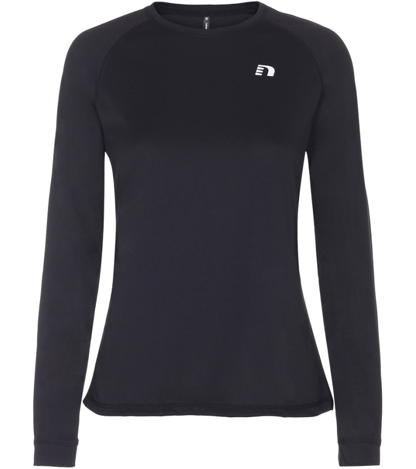 NEWLINE BASE Dámské běžecké tričko 13333-060 černá L