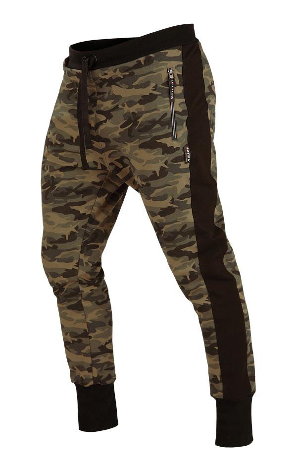LITEX Kalhoty pánské dlouhé s nízkým sedem. 55302999 tisk L 749e17852f