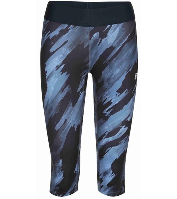 NEWLINE IMOTION Dámské běžecké 3/4 kalhoty 70232-407 Modrá