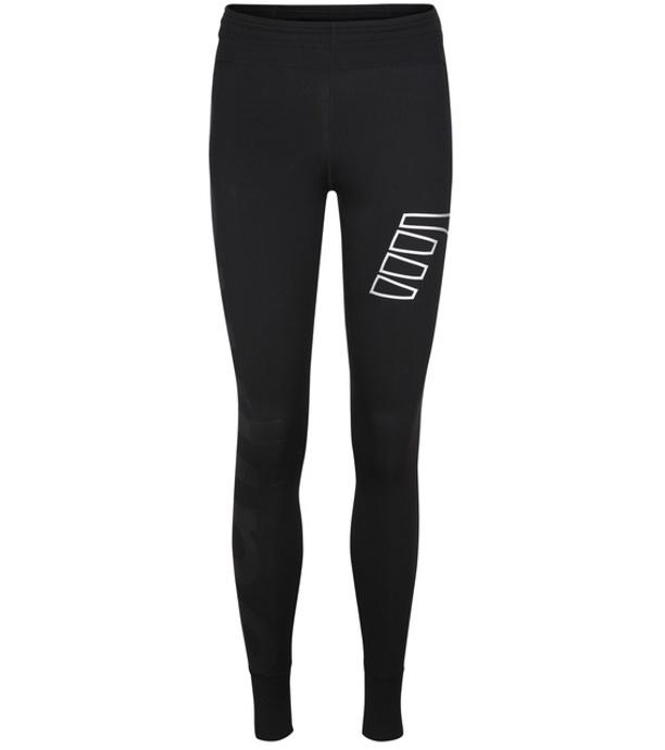NEWLINE ICONIC Dámské běžecké kompresní kalhoty zimní 72143-060 černá
