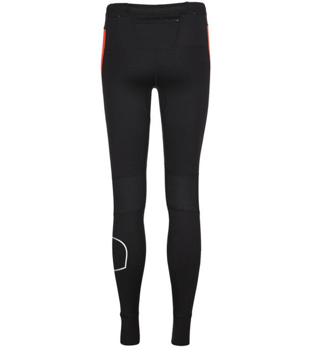 NEWLINE Iconic Power Tights Dámské běžecké kalhoty 72144-356 Černá