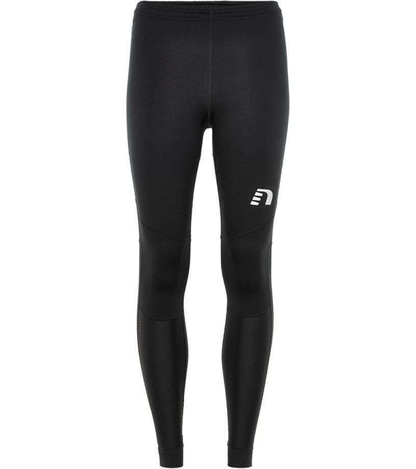 NEWLINE ICONIC Dámské běžecké kompresní kalhoty zimní 72233-060 černá