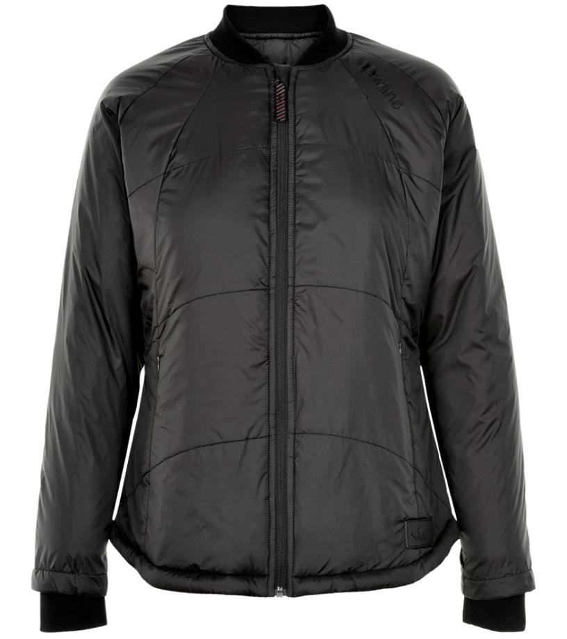 NEWLINE BLACK Dámská běžecká bunda 77310-060 černá M