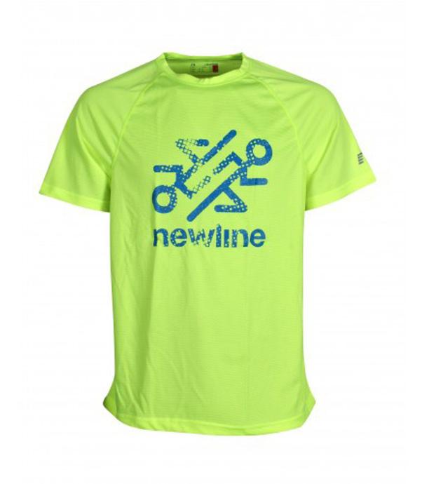 NEWLINE IMOTION Pánské běžecké triko V11540-564 564