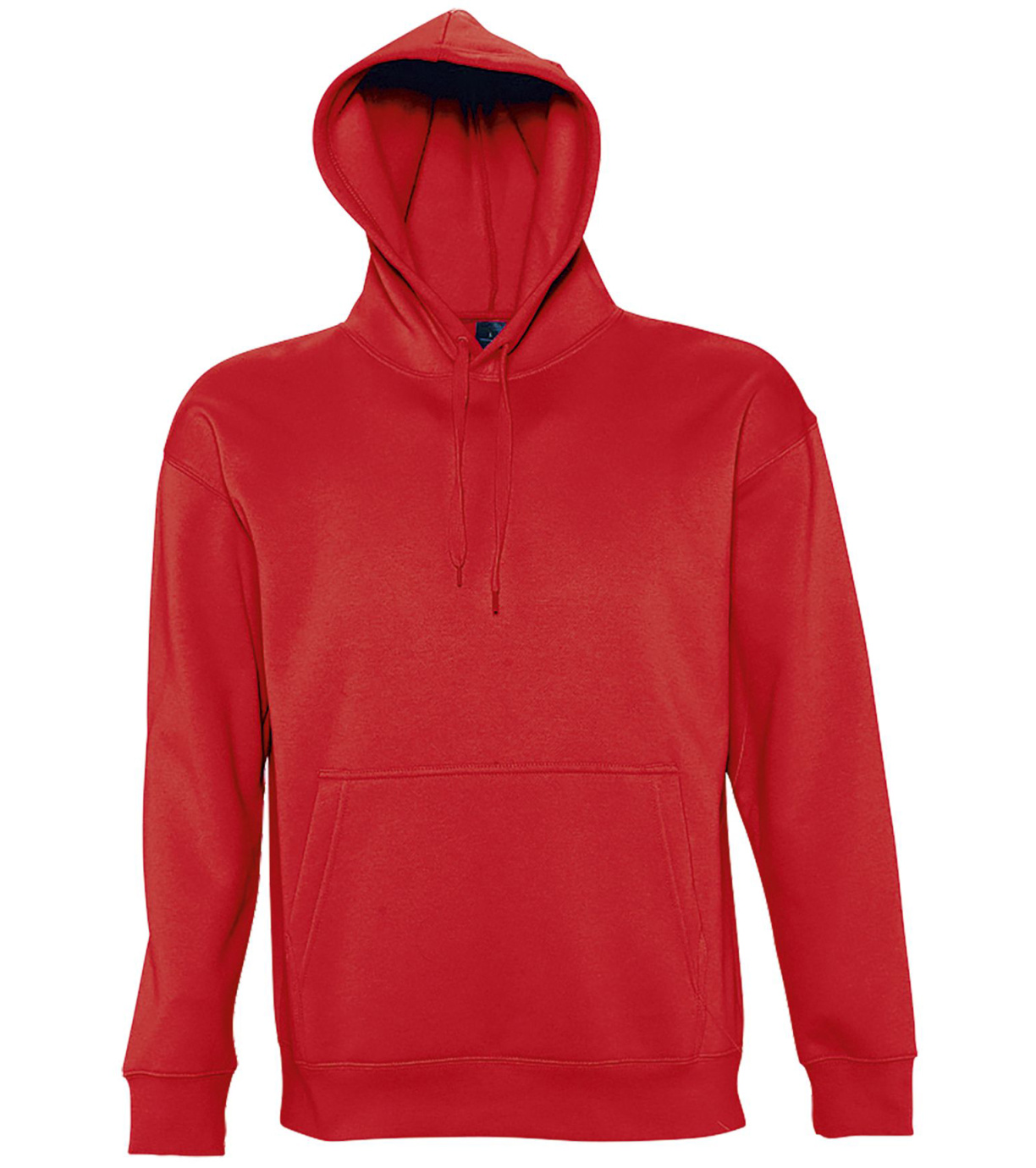 SOLS Pánská mikina SLAM 13251145 Red XL