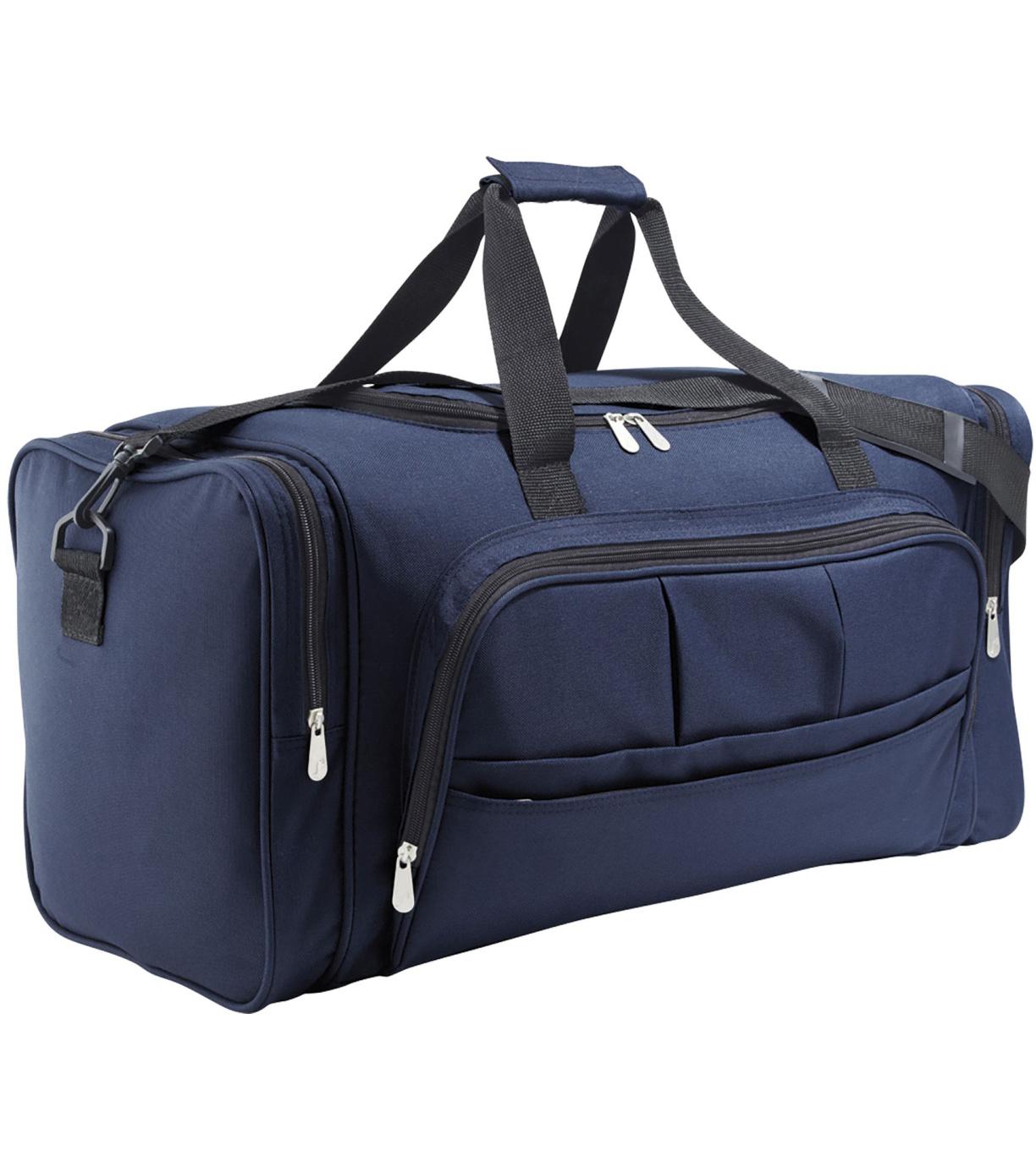 SOĽS Cestovní taška 45l WEEK-END 70900319 Námořní modrá TUN