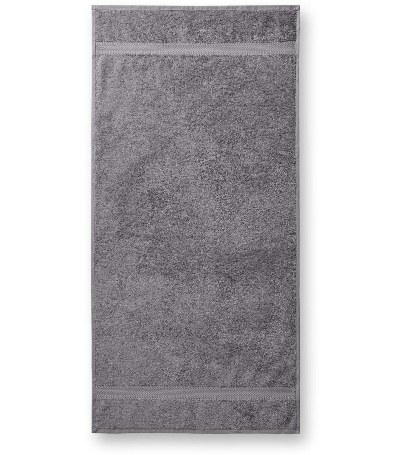 ADLER Terry Towel 50x100 Ručník 90325 starostříbrná 50x100