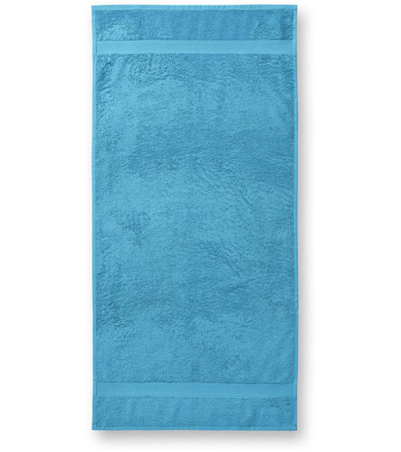 ADLER Terry Towel 50x100 Ručník 90344 tyrkysová 50x100
