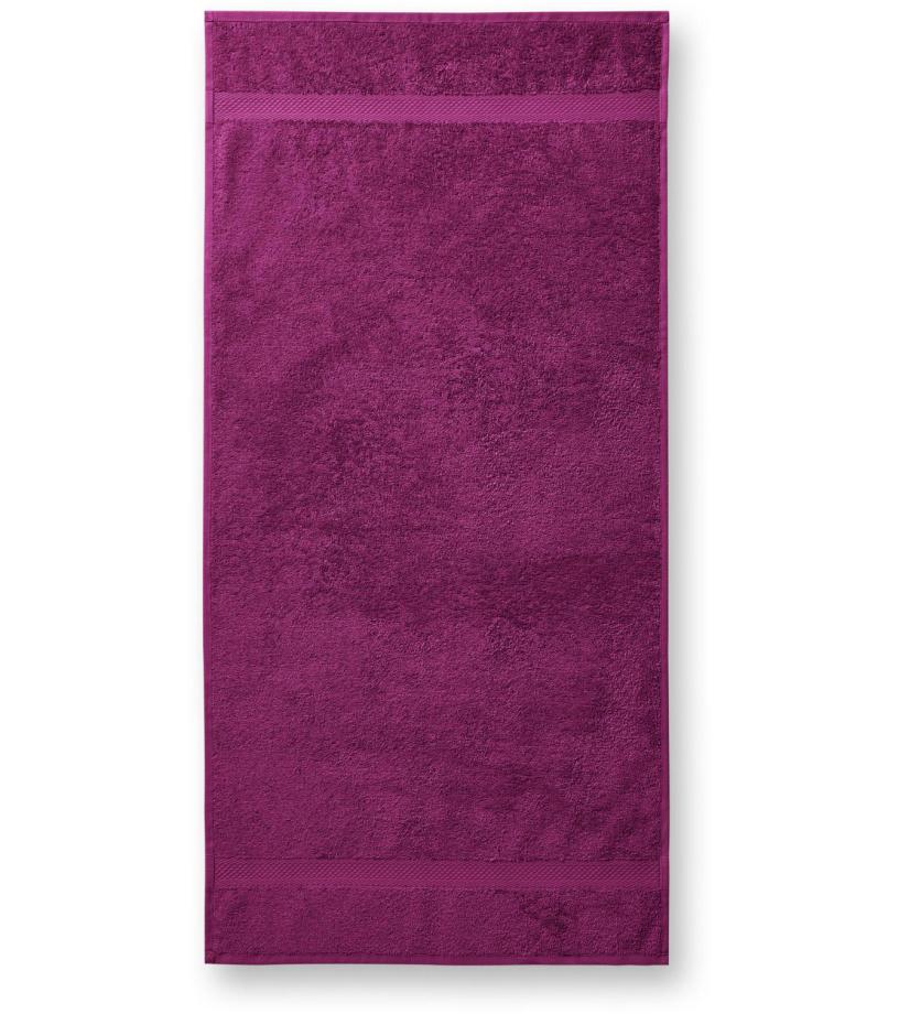 ADLER Terry Towel 50x100 Ručník 90349 fuchsia red 50x100