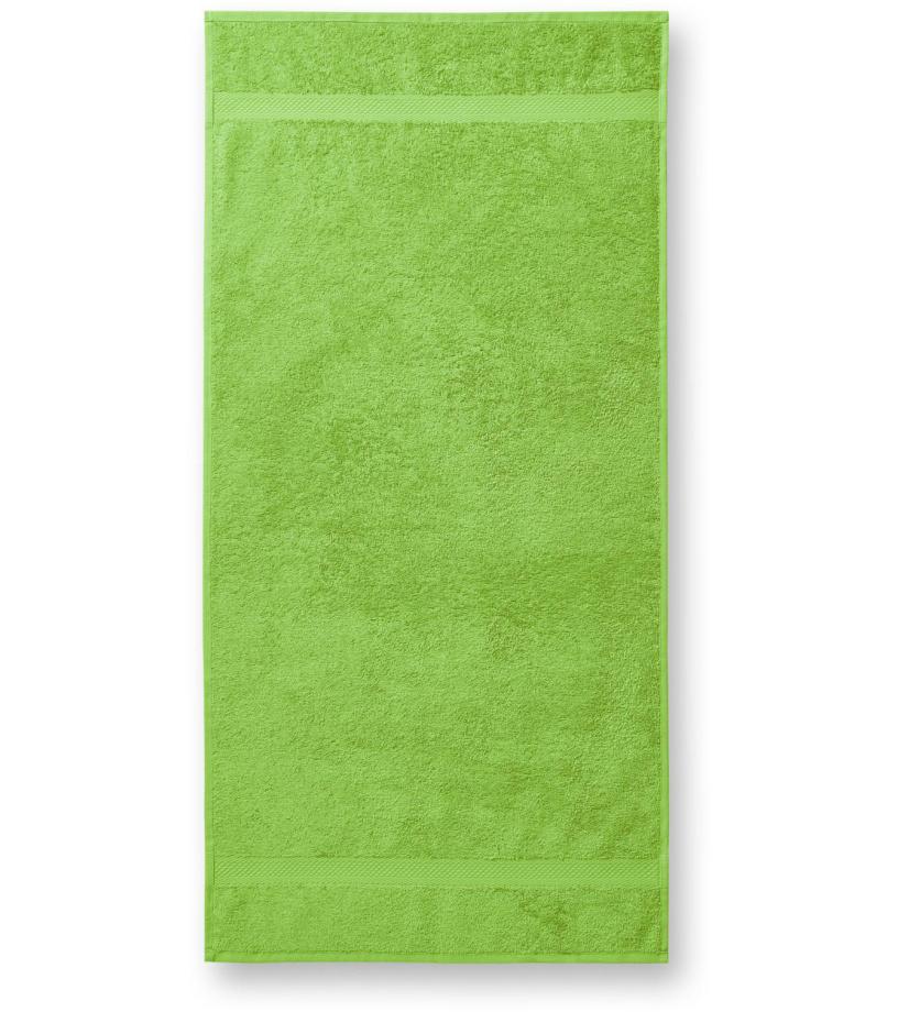 ADLER Terry Towel 50x100 Ručník 90392 zelené jablko 50x100