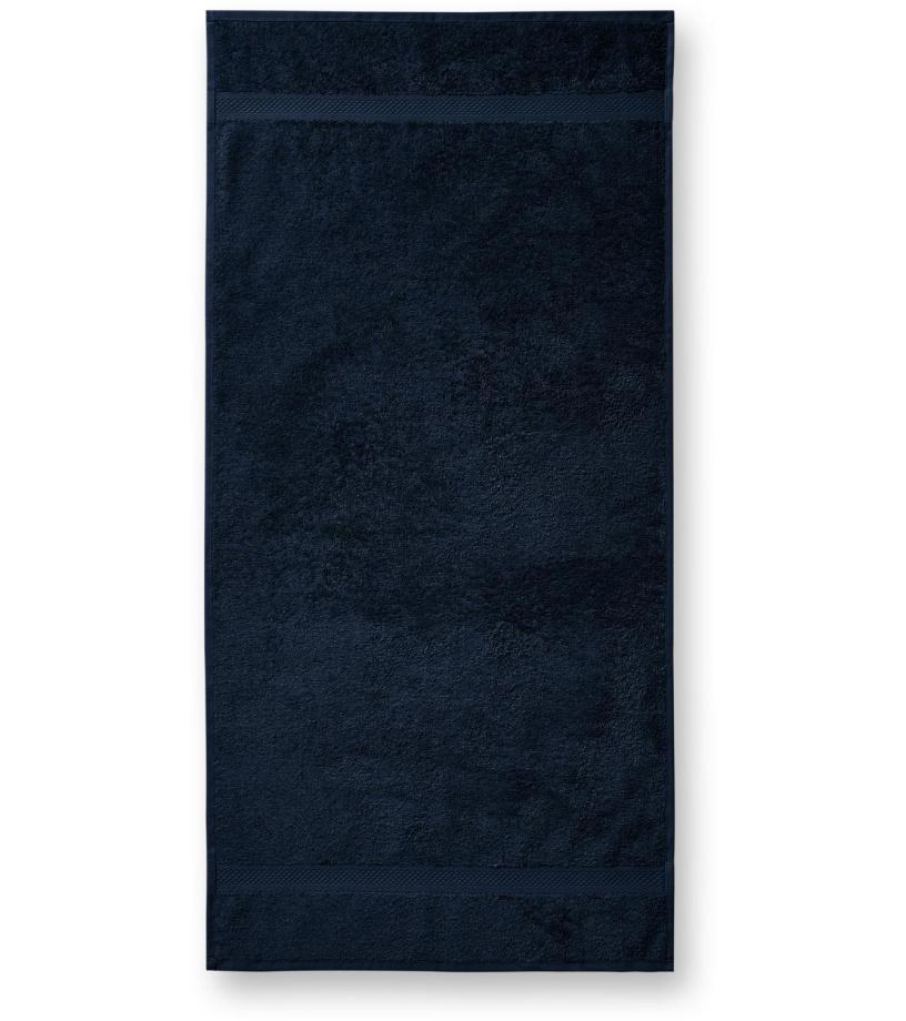 ADLER Terry Bath Towel 70x140 Osuška 90502 námořní modrá 70x140