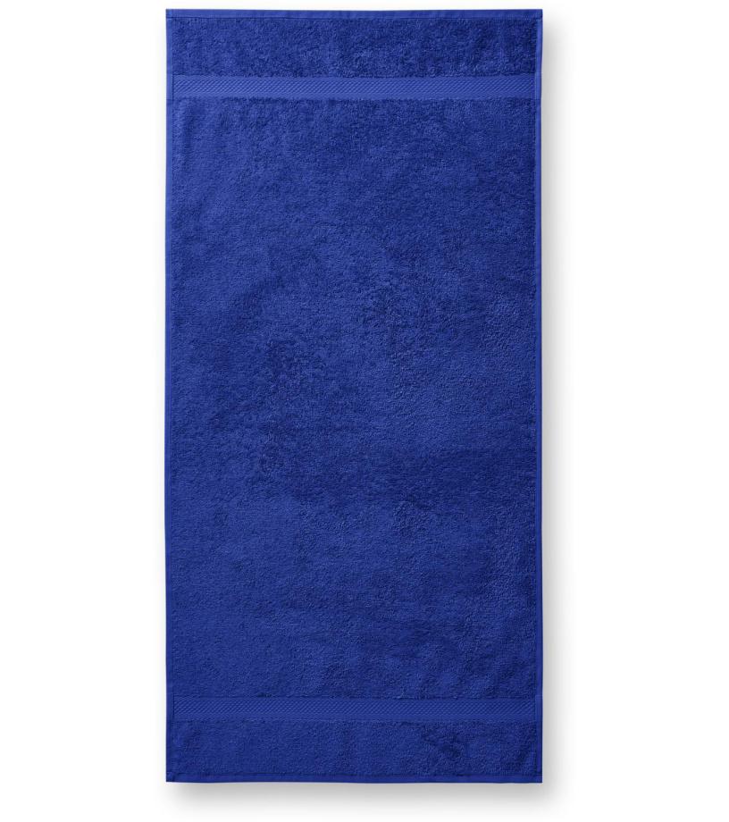 ADLER Terry Bath Towel 70x140 Osuška 90505 královská modrá 70x140