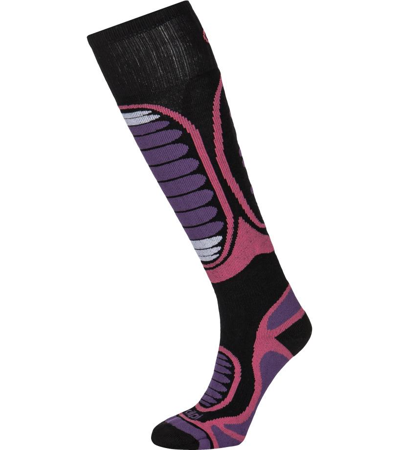 KILPI Dámské funkční ponožky BEKA DL0312KIPNK Růžová 35_38