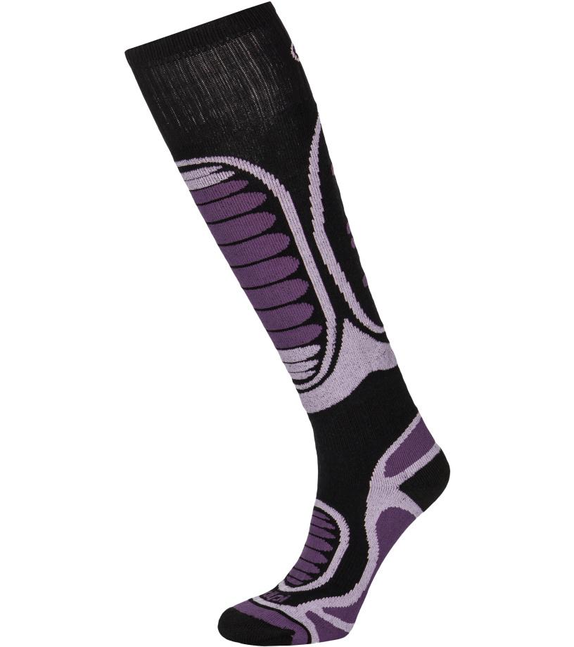 KILPI Dámské funkční ponožky BEKA DL0312KIVLT Fialová 35_38