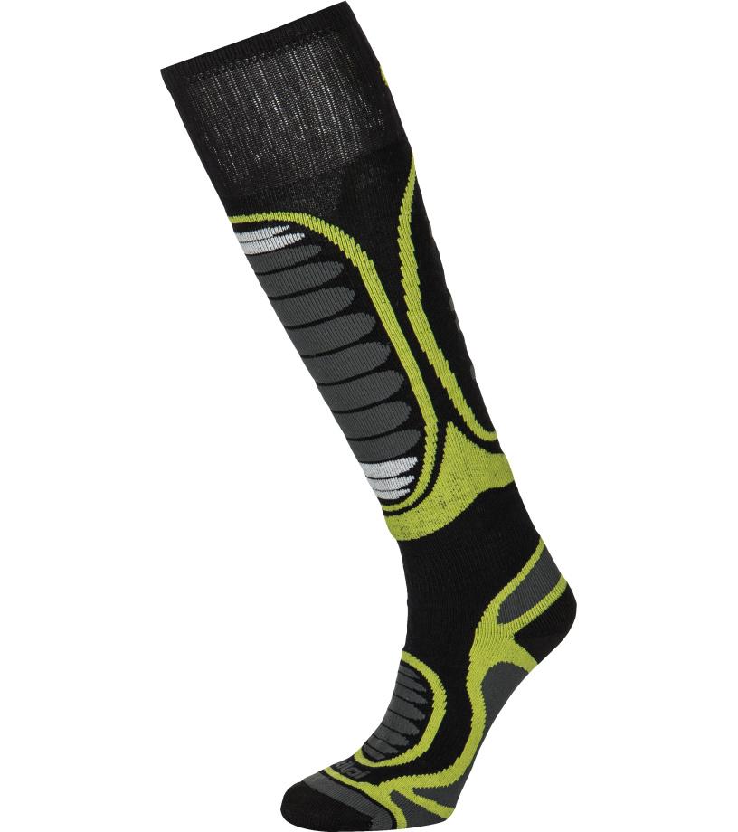 KILPI Pánské funkční ponožky ANXO DM0313KIGRN Zelená 43_46