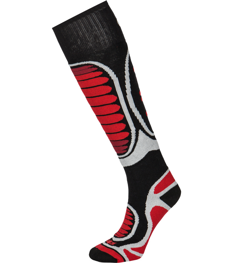 KILPI Pánské funkční ponožky ANXO DM0313KIRED Červená 43_46