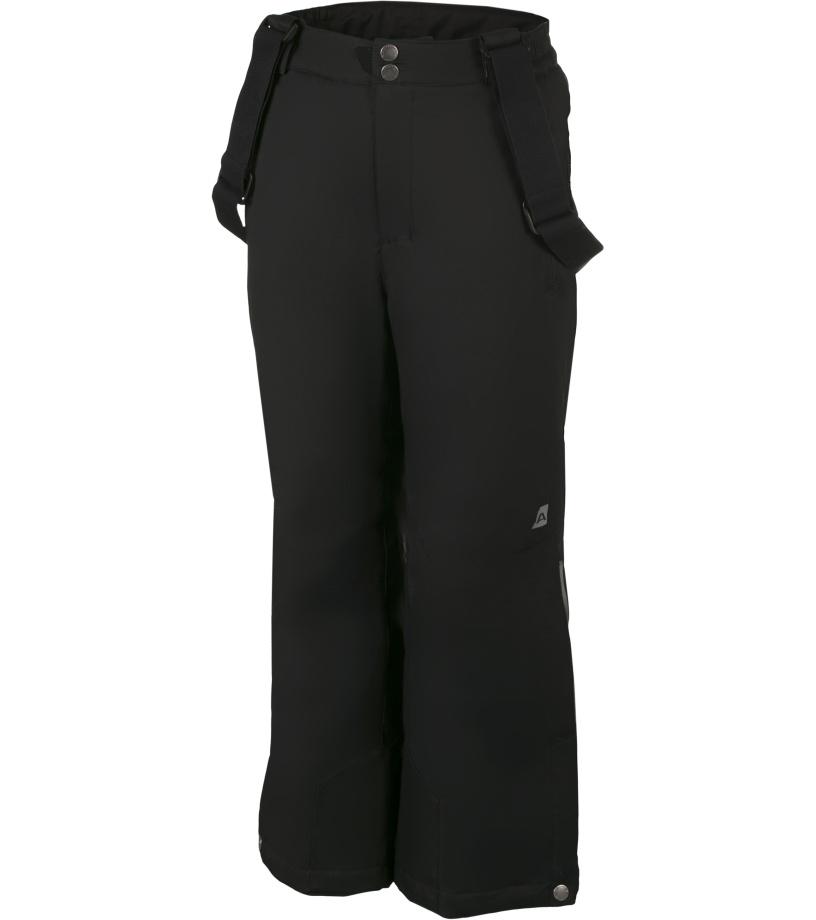 ALPINE PRO NUDDO Dětské kalhoty KPAH053990 černá 104-110