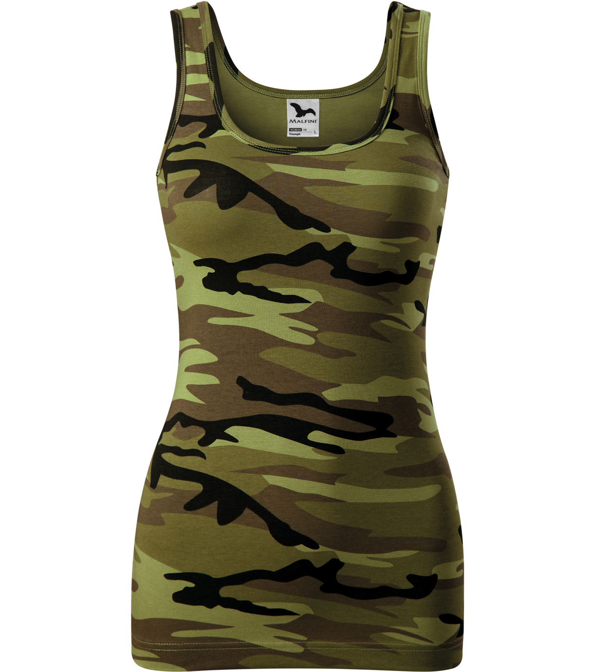 34 - camouflage green