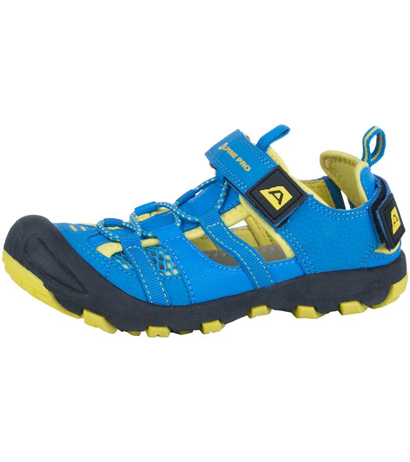 ALPINE PRO BILPIN Obuv letní KBTG122653 cobalt blue 35