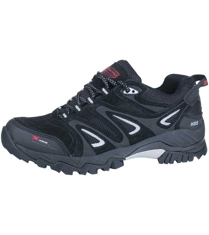 ALPINE PRO JENOLAN Unisex obuv outdoor UBTG094990 černá 37